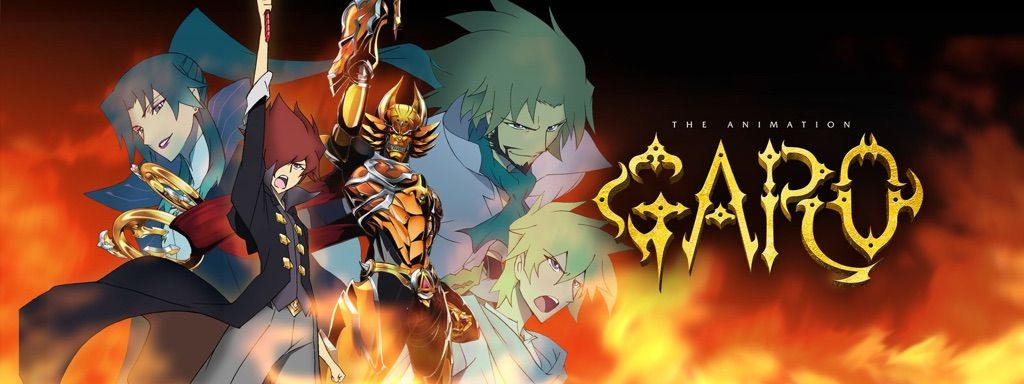 Garo: The Carved Seal of Flames